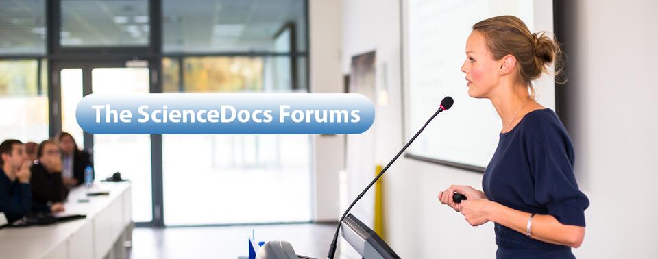 ScienceDocs Forums